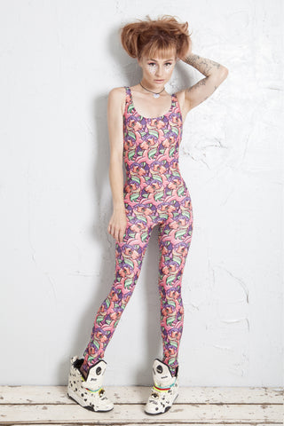 MY LITTLE PONY RAVE-PONY CATSUIT