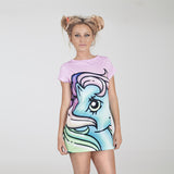 My Little Pony Starflower Long Oversized Tee