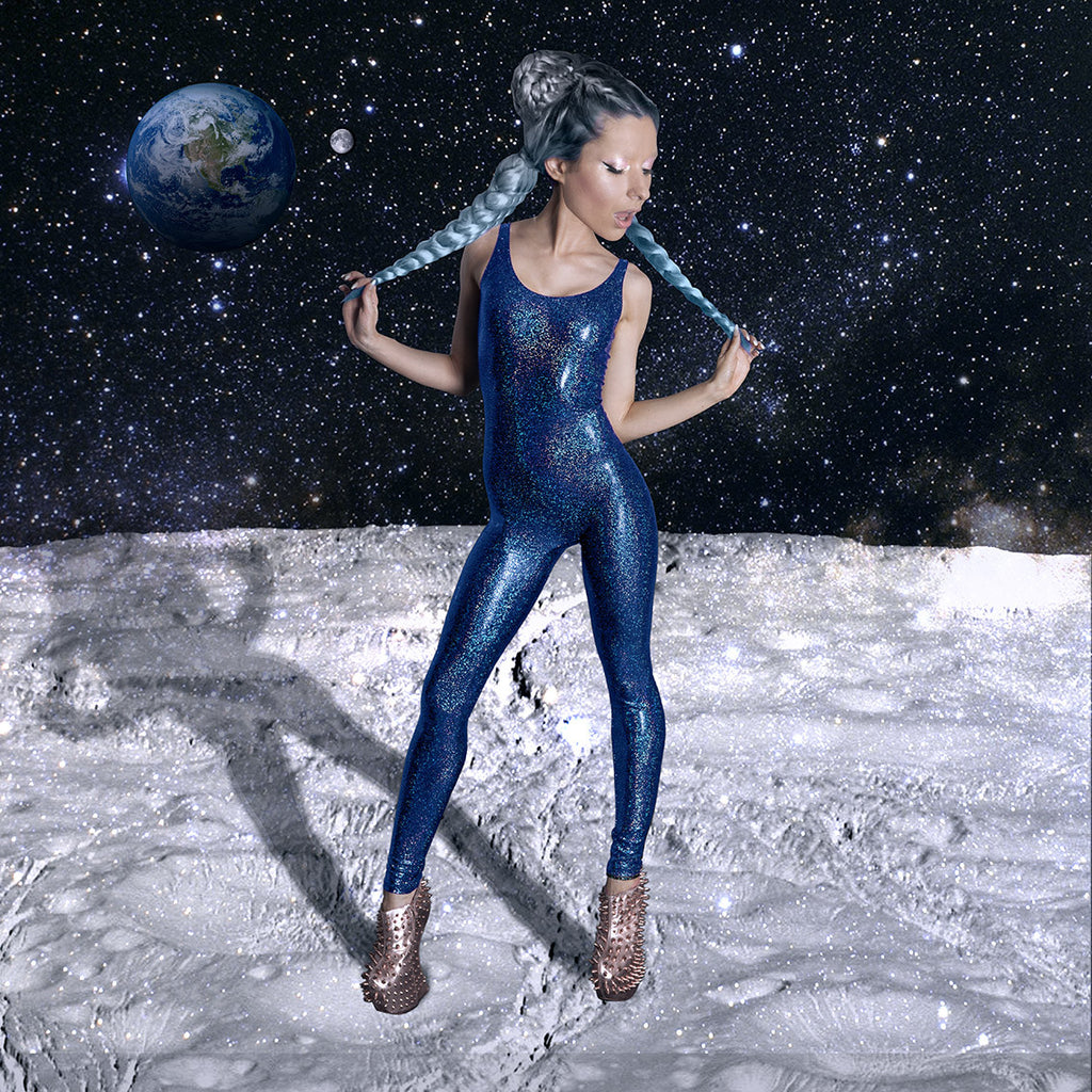 PRE-ORDER Cosmic River Catsuit