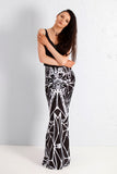 Diamond Witchcraft - Maxi Skirt - SAMPLE - SMALL AND MEDIUM