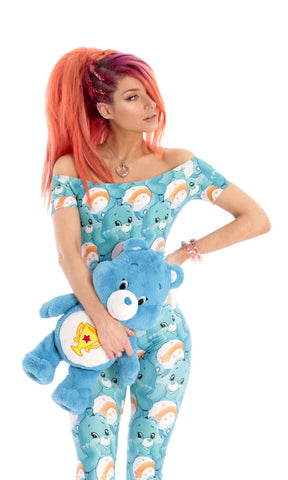 PRE-ORDER Care Bears Wish Catsuit