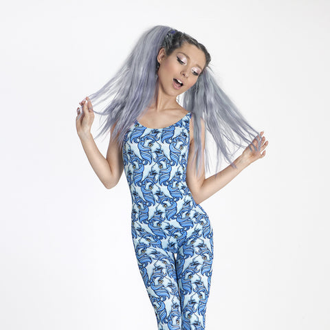 Alice Vandy X My Little Pony Shell Catsuit - Limited
