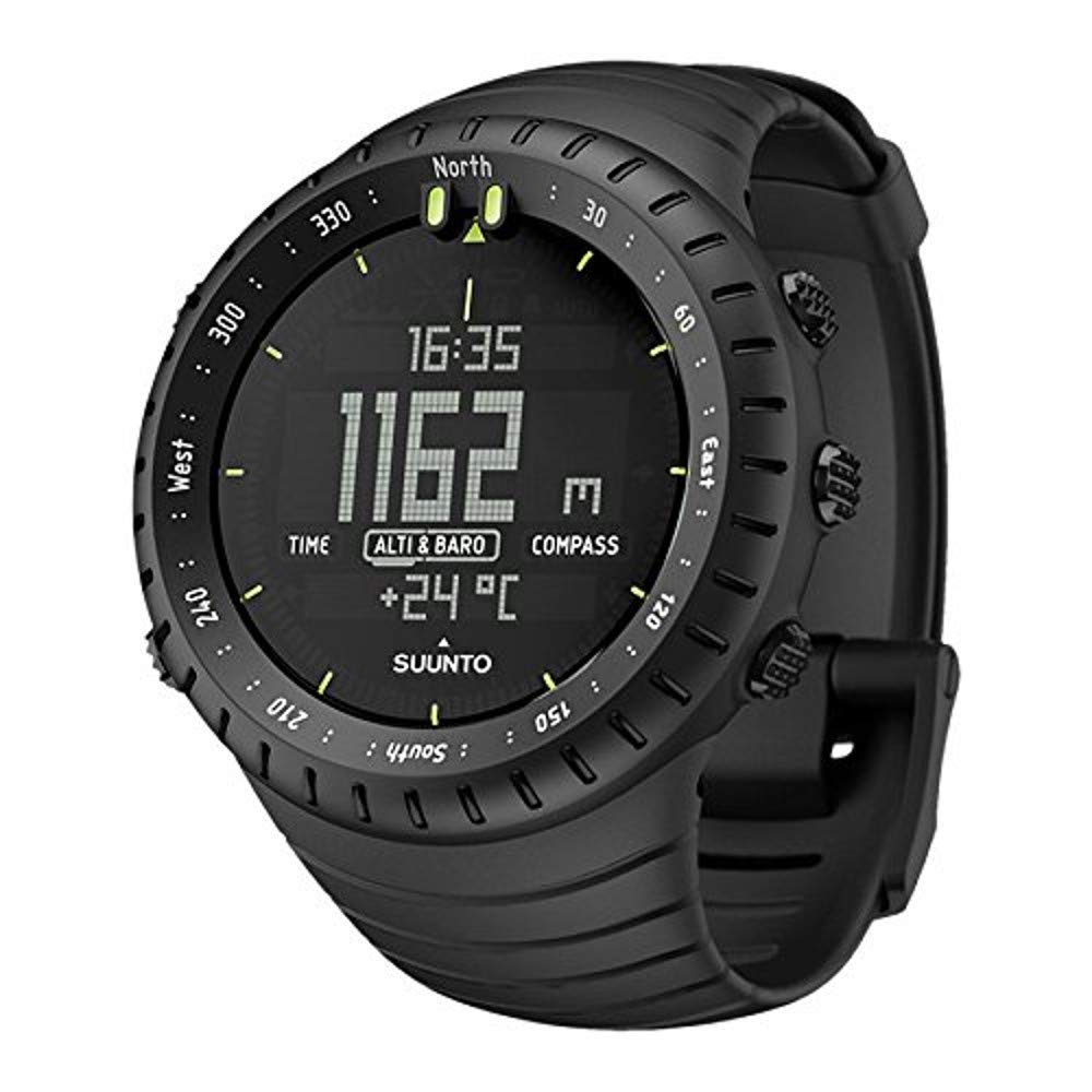 Suunto Core Classic, Outdoor Watch, All Black - ovivre
