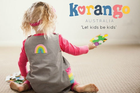 Korango - Classic Clothes for Girls and Boys