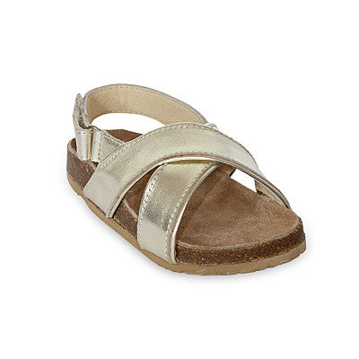 Old Soles OLDER Cross Sandal - Copper ON SALE