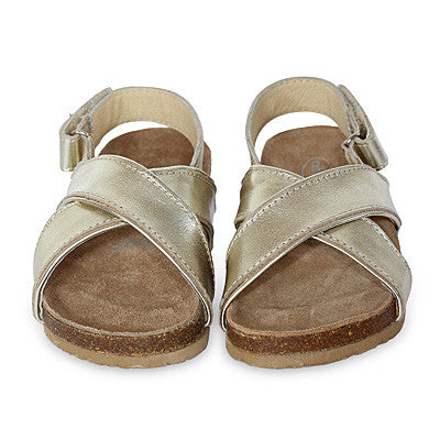 Old Soles OLDER Cross Sandal - Copper ON SALE - Prairie Lane Boutique for Kids