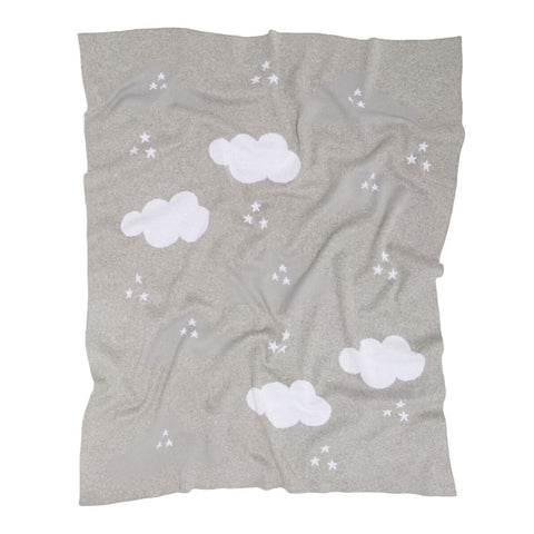 Kenzi Living Clouds Baby Blanket