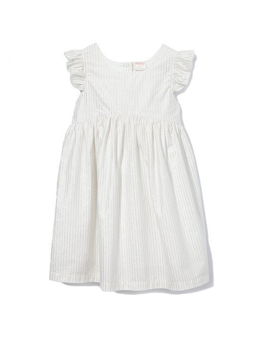 Milky Baby Girls Sparkle Dress - Prairie Lane Boutique for Kids