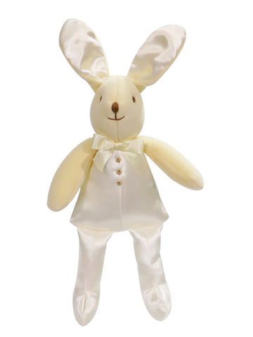 Kate Finn Bunny Squeaker Baby Toy - Prairie Lane Boutique for Kids