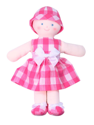 Kate Finn Minnie Cloth/Rag Doll - Prairie Lane Boutique for Kids