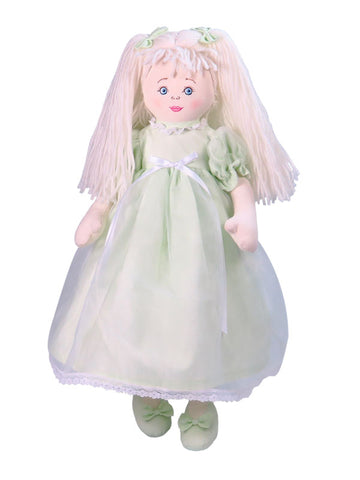 Kate Finn 47cm Rag Doll Mila - Prairie Lane Boutique for Kids