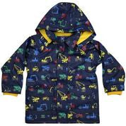 Korango Rainwear Excavator Raincoat - Prairie Lane Boutique for Kids