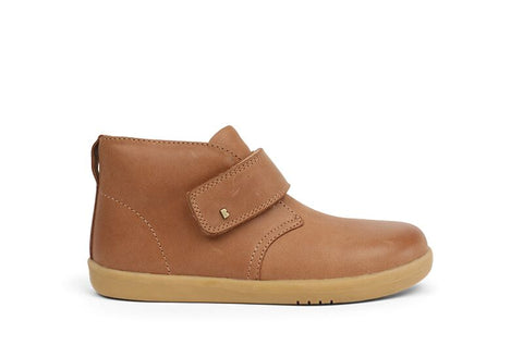 Bobux KID Plus Desert Boot - Caramel