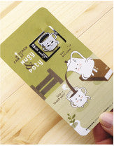 Card and Bookmark - Mugy - Prairie Lane Boutique for Kids