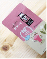 Card and Bookmark - Glassy