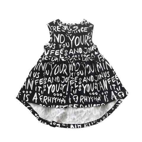 Anarkid Sleeveless Top Dancer Dress