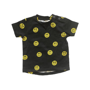 Smiley Short Sleeve TEE