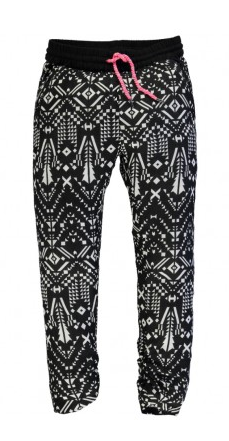 Tumble 'N Dry Girls Afeni Deep Black Pants ON SALE