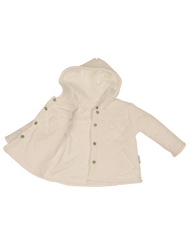 Korango ON SALE AW17 Plush Baby Padded Jacket - White