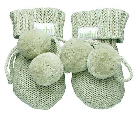 Toshi Organic Booties various colours
