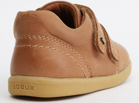 Bobux Port Caramel Step up and I walk - Prairie Lane Boutique for Kids