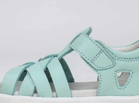 Bobux I Walk Tropicana Open Sandal Mint