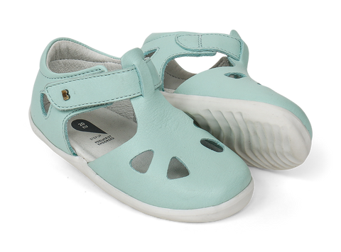 Bobux Step Up Zap closed Sandal Mint