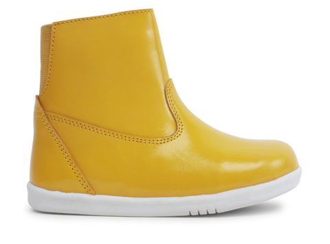 Bobux Paddington Boot Yellow or Red Step up and I walk