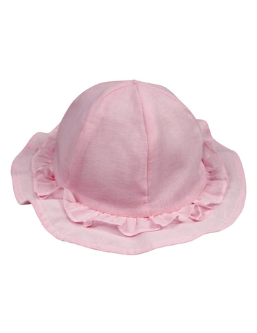 Korango ON SALE Baby Girl Summer Classic Sunhat - Pink