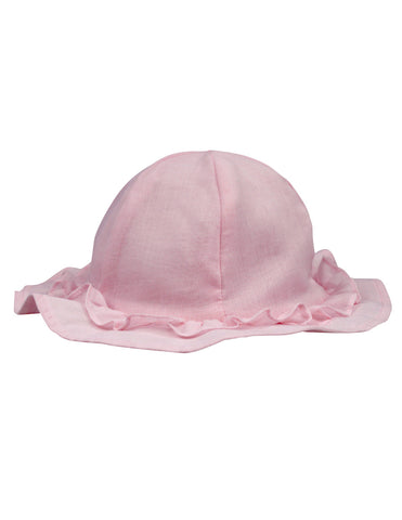 Korango ON SALE Baby Girl Summer Classic Sunhat - Pink - Prairie Lane Boutique for Kids