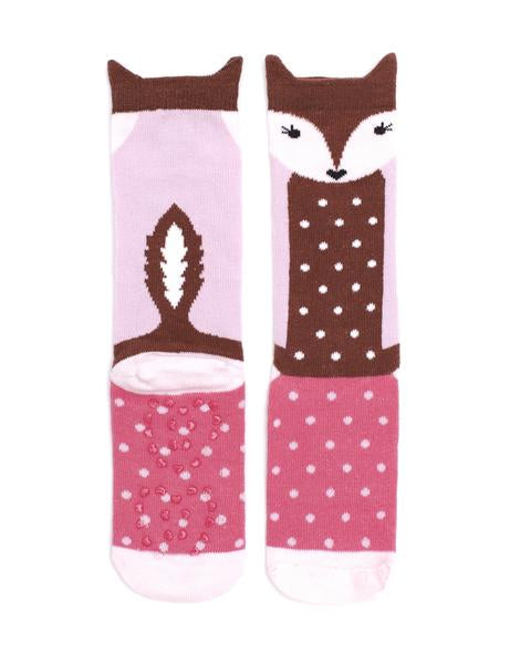 Billy Loves Audrey Knee High Socks - Doe ON SALE - Prairie Lane Boutique for Kids