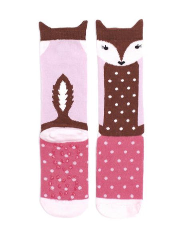 Billy Loves Audrey Knee High Socks - Doe ON SALE