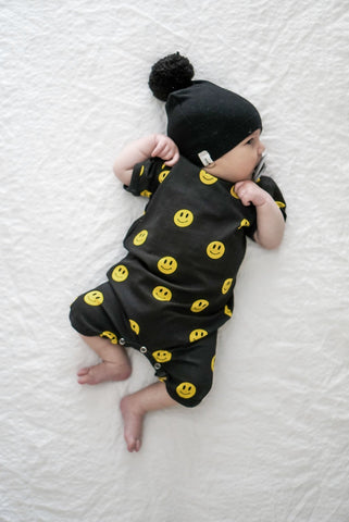 Anarkid Smiley AOP SS Romper