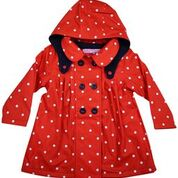 Korango Rainwear Polkadot Raincoat