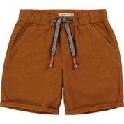 Billybandit Bermuda shorts and belt