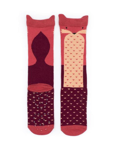 Billy Loves Audrey Knee High Socks - Fox ON SALE