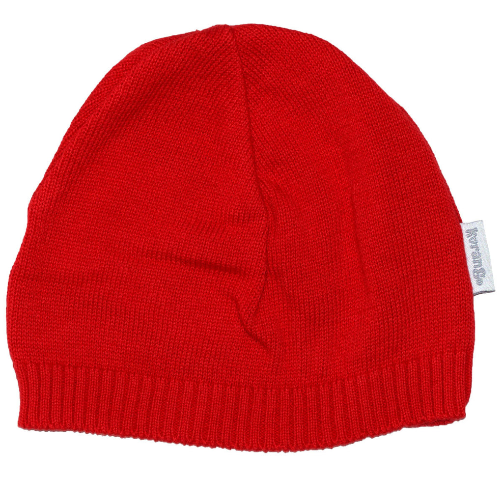 Korango ON SALE Baby Classic Cord Beanie - Red - Prairie Lane Boutique for Kids