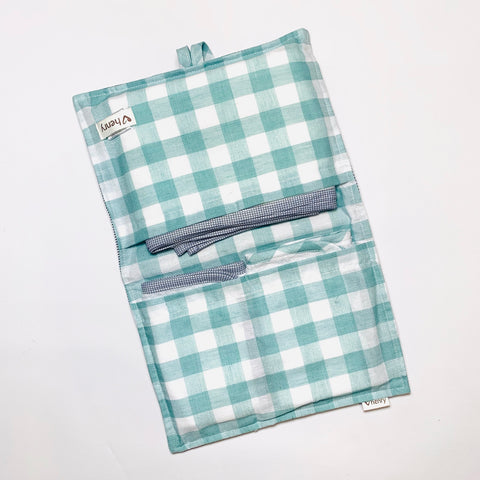 Love Henry Boys Nappy Wallet Paris Picnic - Prairie Lane Boutique for Kids