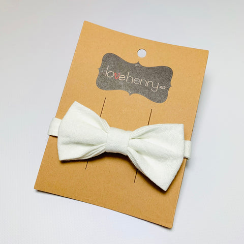 Love Henry Boys Bow Tie - Prairie Lane Boutique for Kids