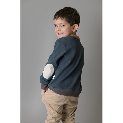 Love Henry Bobby Cardigan Navy