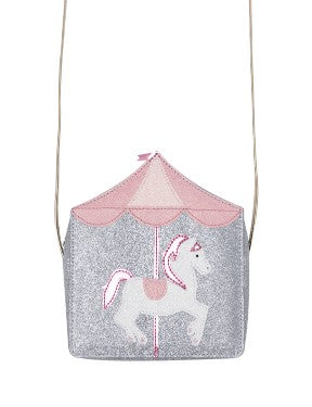 Billy Loves Audrey Carousel Shoulder Bag