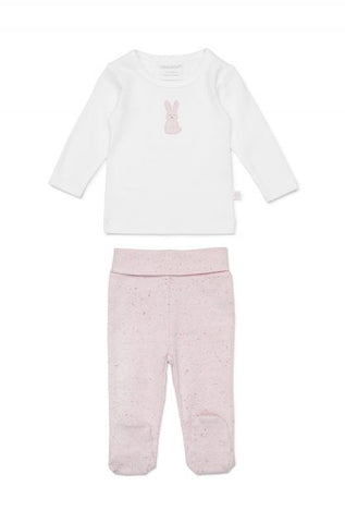 Marquise Bunny long sleeve top and legging set