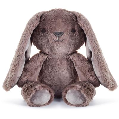 OB Designs Byron Bunny Stuffed Animals Plush Toys Earth Taupe Bunny - Byron Bunny Huggie - Prairie Lane Boutique for Kids