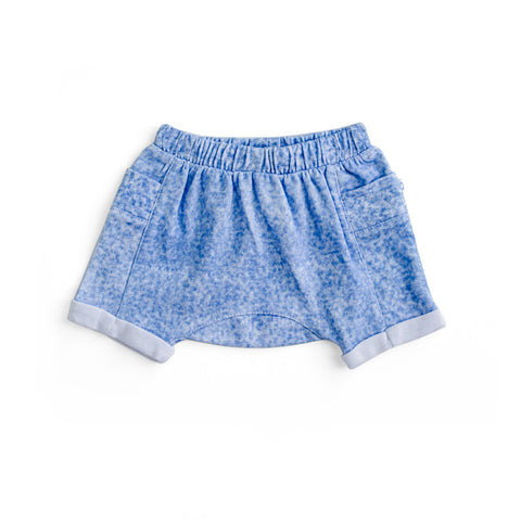 Plum Precious Baby Boy Blue Whale Shorts ON SALE