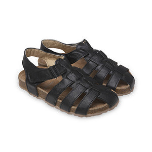 Old Soles OLDER Roadstar Sandal - Black ON SALE - Prairie Lane Boutique for Kids