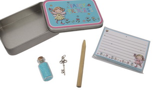 Fairy Dust wishes in a tin - Prairie Lane Boutique for Kids