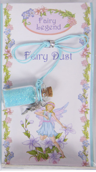 Fairy Dust necklace for Fairy Door - Prairie Lane Boutique for Kids