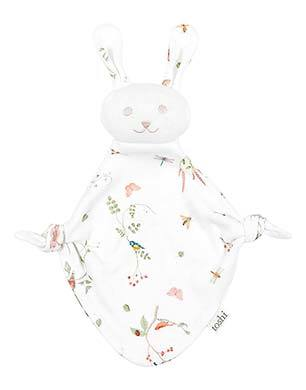 Toshi Baby Bunny sleep Comforter varies colours - Prairie Lane Boutique for Kids