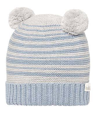 Toshi Organic Beanie Bon Bon in colours Cashmere, Oatmeal or Stormy - Prairie Lane Boutique for Kids