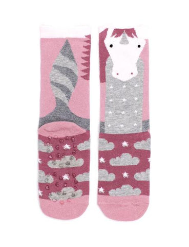 Billy Loves Audrey Knee High Socks - Unicorn ON SALE